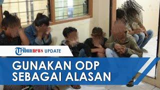 Diduga Mesum, 5 Gadis dan 6 Pria Remaja di Padang Digerebek Satpol PP, Satu Wanita Mengaku ODP