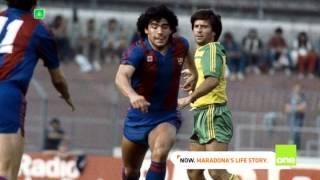 Maradona - D10S - 2/4 Foul after foul (English)