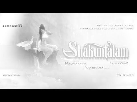 Shaakuntalam Title And Motion Poster