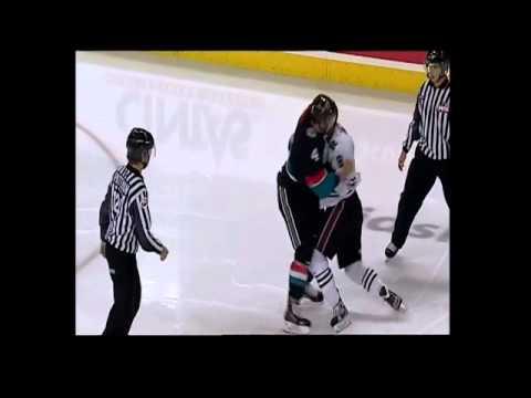 Madison Bowey vs. Kayle Doetzel