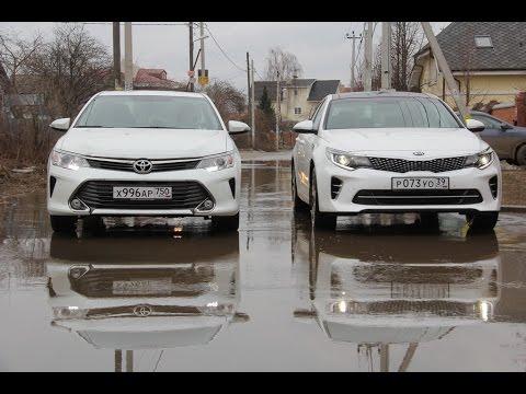 Kia  Optima Седан класса D - тест-драйв 4