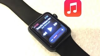 Quick Tip #2 - How to add music to your Apple Watch