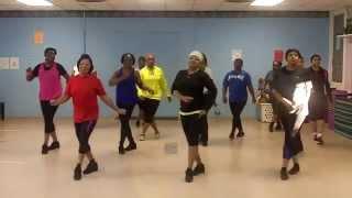 C Any Love line dance - New Orleans, LA