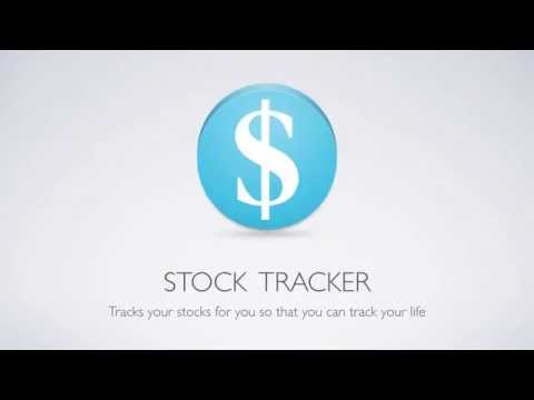 Video of Stock Tracker