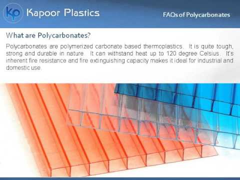 FAQs of Polycarbonates