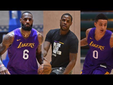 LA Lakers Workouts Before NBA Restart | LakeShow