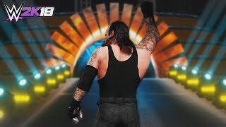 WWE 2K18: The Undertaker Returns