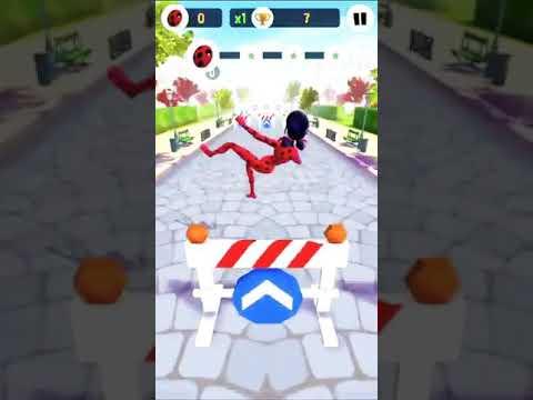 Vistazo 2 🐞Miraculous juego oficial para celulares!!❤ (modo Marinette/Ladybug)