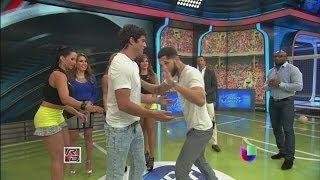 Joel Romero y Jorge Masvidal en República Deportiva
