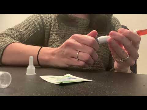 Cómo usar una pluma de insulina (Español)