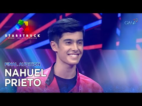 StarStruck: Nahuel Prieto | Final Audition