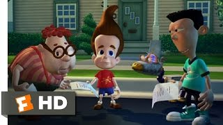 Jimmy Neutron: Boy Genius (4/10) Movie CLIP - No Parents (2001) HD