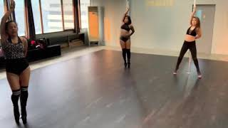 Heels Dance To Girl Gang By Ciara Featuring Kelly Rowland
