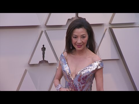On the Oscars red carpet, Michelle Yeoh, John Lewis, Alfonso Cuaron, and more spoke about diversity and inclusion at this year's Academy Awards. (Feb. 24)