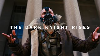 The Symbolic Meaning of The Dark Knight Rises | Masculinity and Femininity in Communion