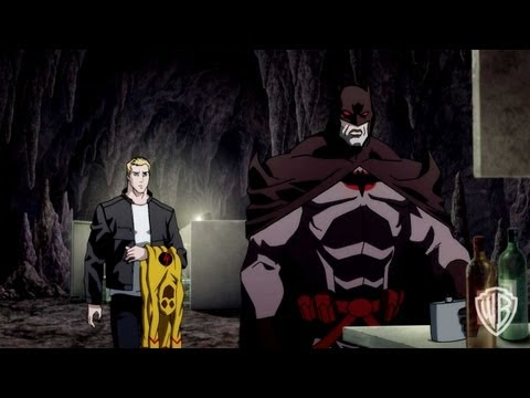 Justice League: The Flashpoint Paradox -