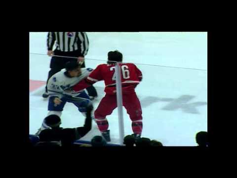 Tyler Biggs vs. Carter Sandlak