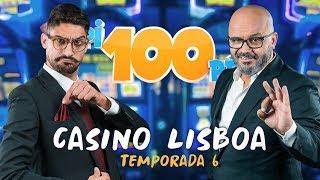 Pi100pé T6 Casino Lisboa Fernando Rocha e João Dantas
