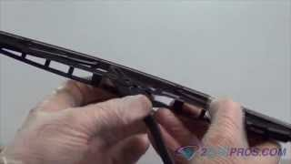 Windshield Wiper Blade Replacement Ford F-250