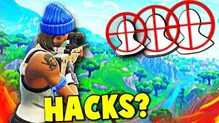 Aimbot Snipes 😱 Fortnite Battle Royale Sniping Amp Funny Moments