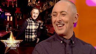 Adele & Jennifer Lawrence Went To Alan Cumming's Drag Bar   The Graham Norton Show