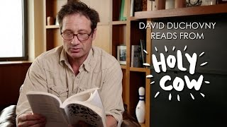 Video David Duchovny - HOLY COW: David Reads From The Book