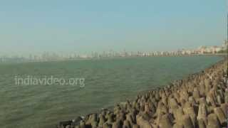 Nariman Point, a busy hub in Mumbai