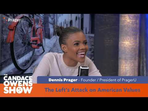 Trailer: The Candace Owens Show Featuring Dennis Prager