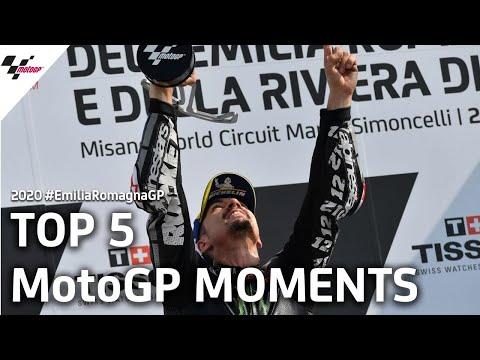 MotoGP ミサノサーキット(エミリア・ロマーニャGP)気になるシーンを集めたダイジェスト動画