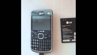 LG C399 Unlock and Repair IMEI with Octoplus Box