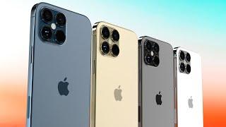iPhone 13 Leaks Have Begun! 120Hz, Tiny Notch, Bigger Cameras, No Port!