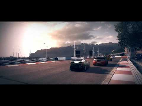 Watch The Cars Of Dirt 3 Skid Along The Mediterranean