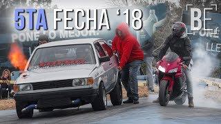 5ta Fecha de Picadas 2018 - 16/06/2018 - Autódromo de El Pinar (Canelones, Uruguay)