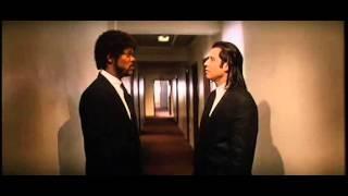 Pulp Fiction - masáž nohou