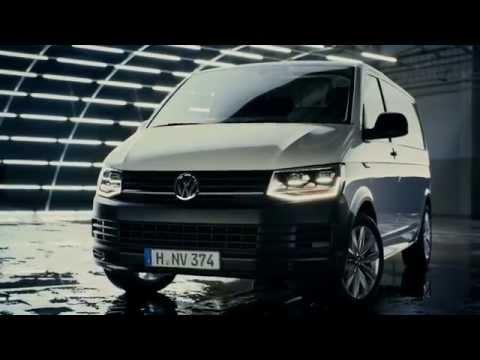 Volkswagen  T6 Multivan Минивен класса M - рекламное видео 3