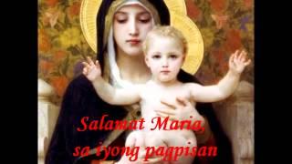 salamat maria by basil valdez