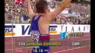"""ジョナサン・エドワーズに学ぶ! 三段跳 """"水切りジャンプ""""の極意①"""