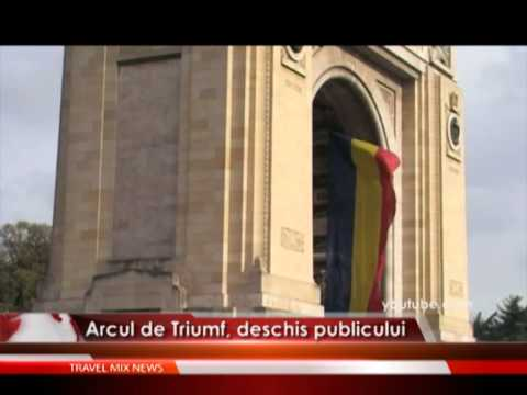 Arcul de Triumf, deschis publicului