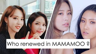 MAMAMOO Contract Renewals Current State: RBW Updates on Who Renewed & Who Is In Discussions