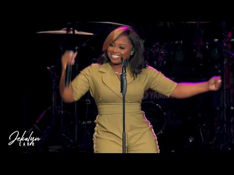"Jekalyn Carr - ""Changing Your Story"""