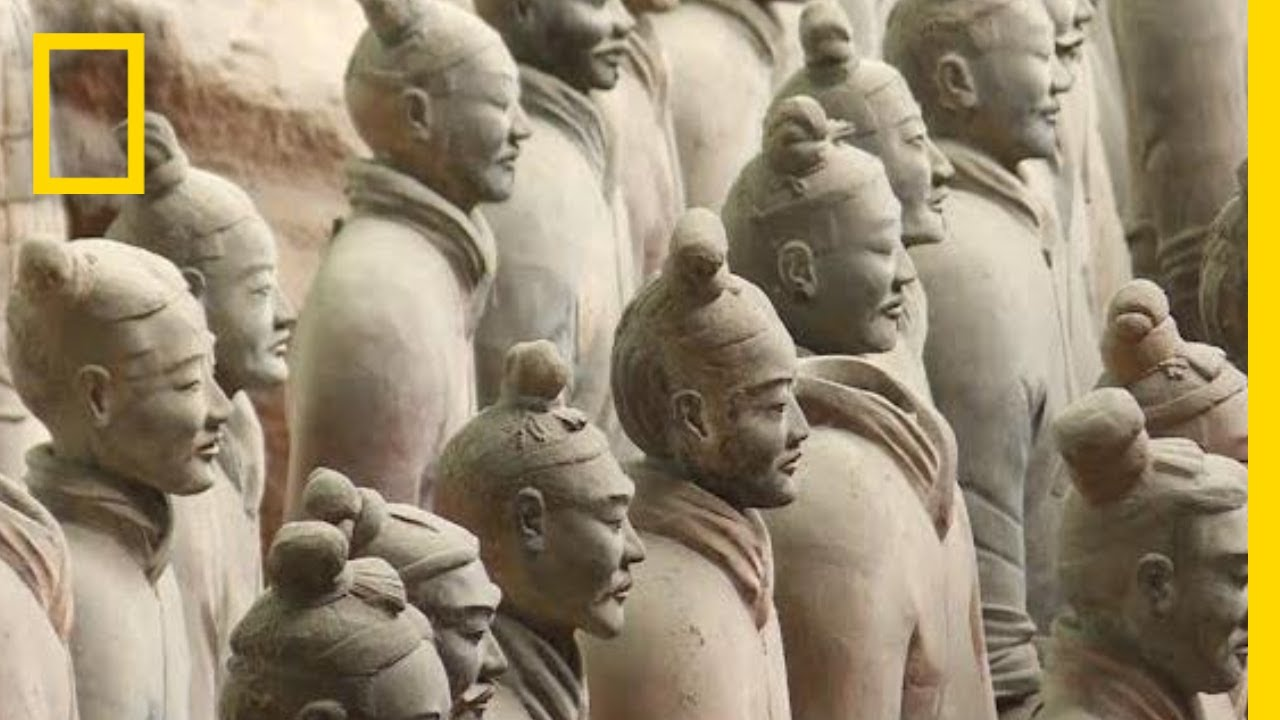 Unearth the Hidden Origin of China's Terra-Cotta Warriors | National Geographic thumbnail