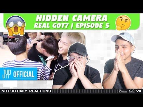 Download Got7 Episode 5 Hidden Camera Yugyeom Reaction Video