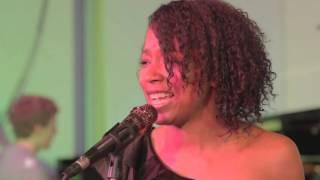 I Walk The Line - Marcus Shelby Jazz Orchestra feat. Tiffany Austin