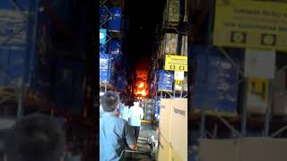 Pt Dynaplast Kebakaran