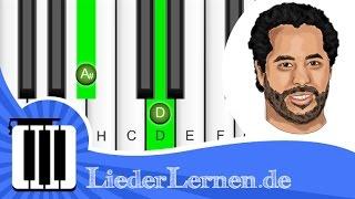 Adel Tawil   Ist Da Jemand   Klavier Lernen   Musiknoten   Akkorde
