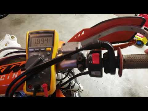 KTM Throttle Position Sensor (TPS) Adjustment Tool | All In