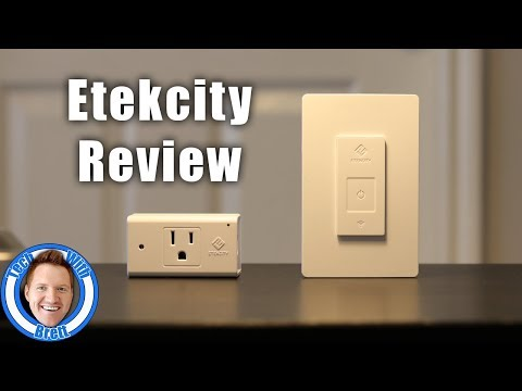 Etekcity Smart Plug Mini w/ Night Light & Smart Light Switch Review