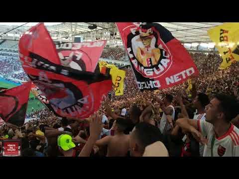 """""""Gol do Gerson e explosão da torcida do Flamengo no Maracanã - Fla 3x2 Botafogo"""" Barra: Nação 12 • Club: Flamengo"""