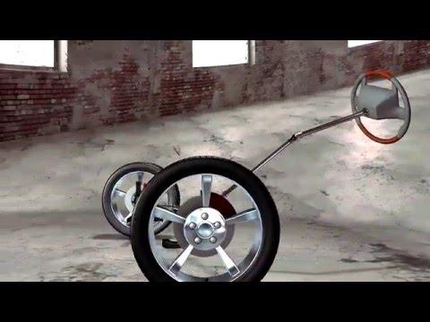 How Does Vehicle Steering Work?