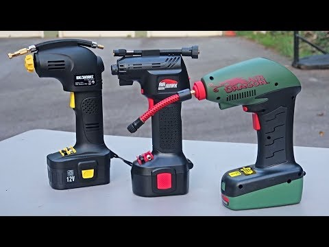 Witch As Seen On TV Air Compressor is Best?